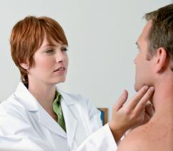 Examen de santé pour les professionnels de santé bretons